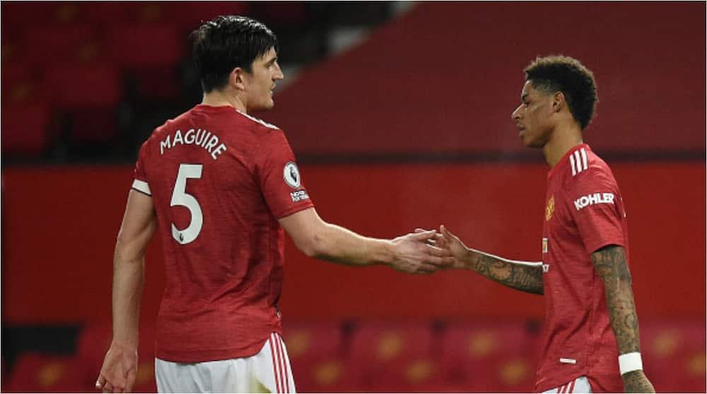 Marcus Rashford, James, Fernandes scores as Manchester United defeat Newcastle United 3-1