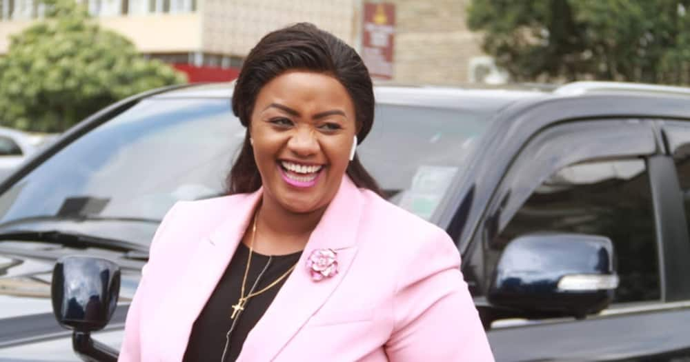 Waruguru said the Jubilee Party had lost track, adding she was planning to quit.