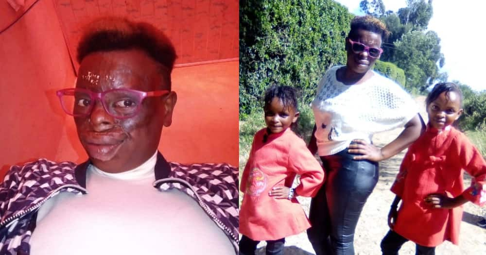 "Eliza Mwangi: ""I Raised My Self-Esteem Despite My Disability, It Made Me a Better Parent to My 2 Kids"""