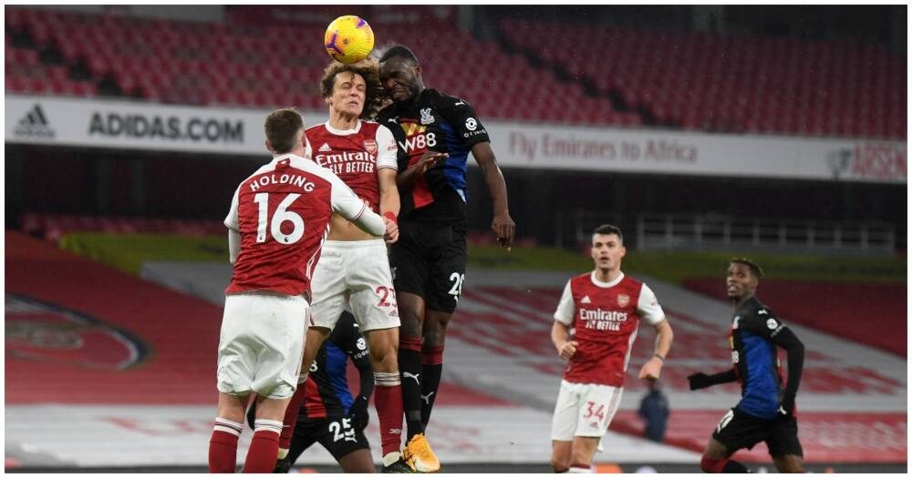 Arsenal 0-0 Crystal Palace: Gunners held to frustrating draw at Emirates