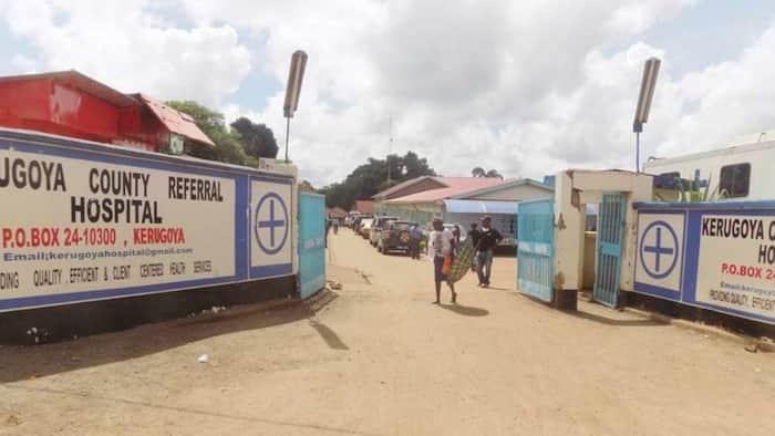 Kirinyaga: Wenyeji Wazua Rabsha Kufuatia Kutoweka kwa Maiti ya Mtoto Katika Makafani
