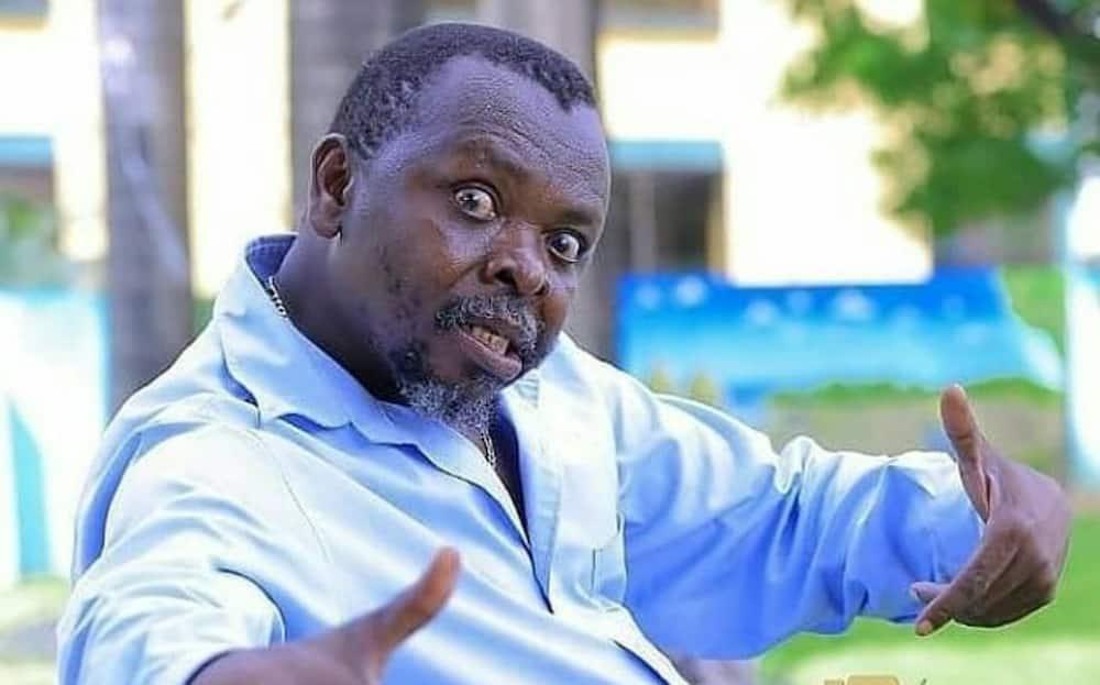 Mchekeshaji Mtanzania,Kingwendu atangazia kuwania ubunge kwa mara ya pili