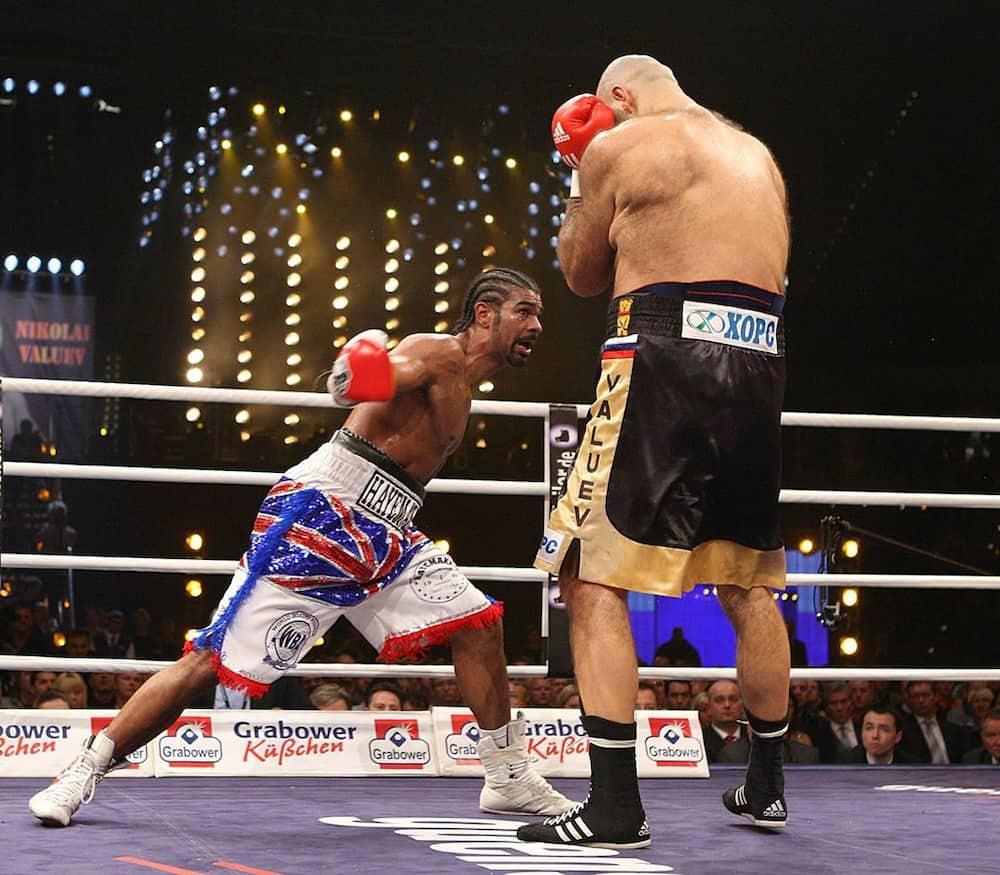 david haye earnings per fight