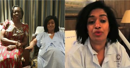 Kenyans bash Esther Passaris for not visiting public hospital for her goiter surgery