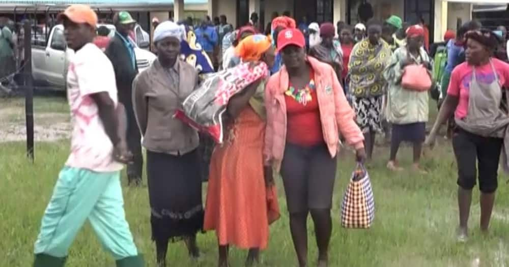 Nowhere to Go: Over 300 Families Displaced by Floods in Migori