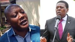 Maisha ya Eugene Wamalwa yamo hatarini – MP Budalangi Raphael Wanjala