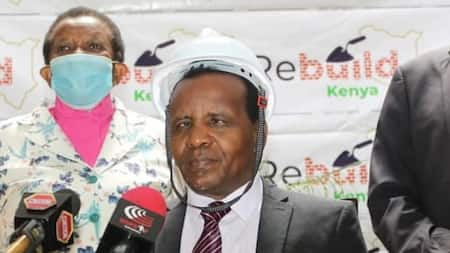 Federal Party of Kenya Settles on Reuben Kigame as Its 2022 Presidential Candidate