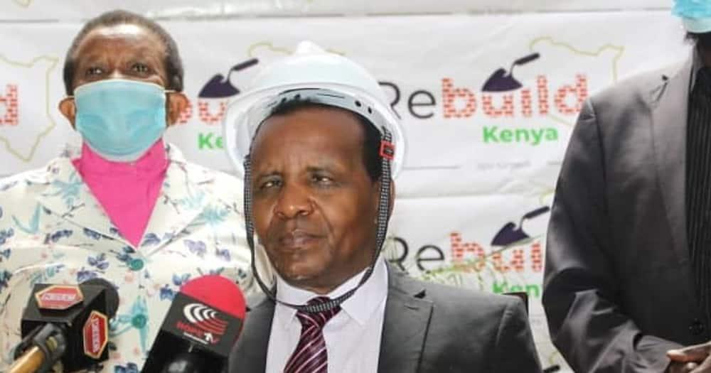 Mwimbaji wa Nyimbo za Injili Reuben Kigame Ateuliwa Rasmi Kuwania Urais