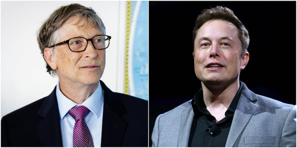 Elon Musk Overtakes Bill Gates to Grab World's Second-Richest Ranking