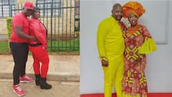 7 Photos of Size 8's Pastor Joan Chege, Romantic Hubby which Prove True Love Exists