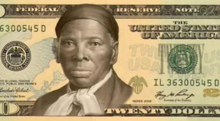 President Biden's Administration Revives Plan To Put Harriet Tubman On $20 Bill