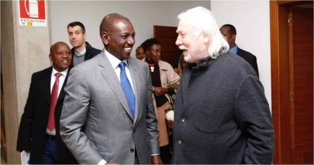 Italy's number one leather products manufacturer could soon land in Kenya after Ruto's visit