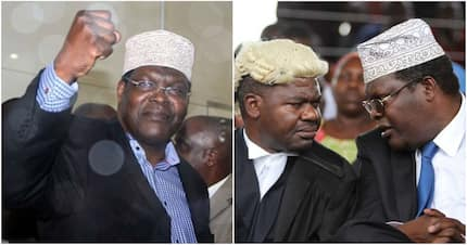 Win for Miguna Miguna as court rules he is Kenyan, orders state to pay him KSh 7 million