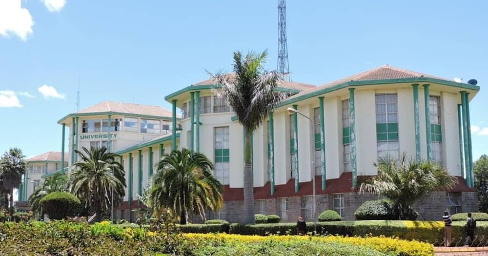 Moi University main campus in Kesses, Uasin Gishu county.
