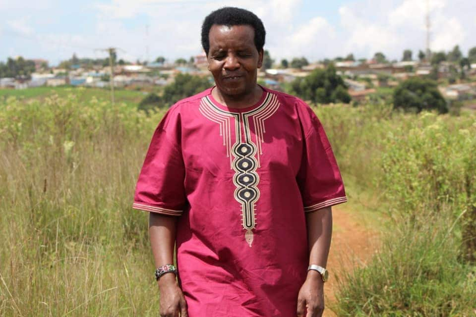 Mwanamuziki Reuben Kigame akashifu uongozi mbaya Kenya