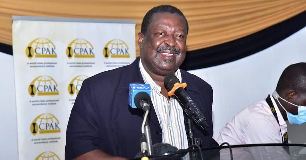What Has Happened to Kenya Airways is Very Painful to Shareholders, Musalia Mudavadi