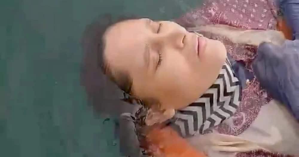 Mama aliyetoweka miaka 2 iliyopita apatikana hai akielekea kwenye bahari