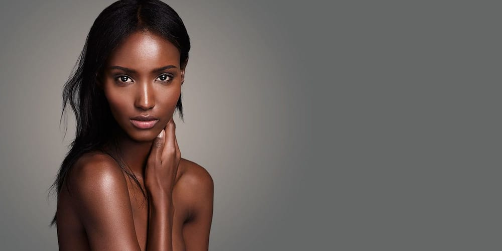 African female models