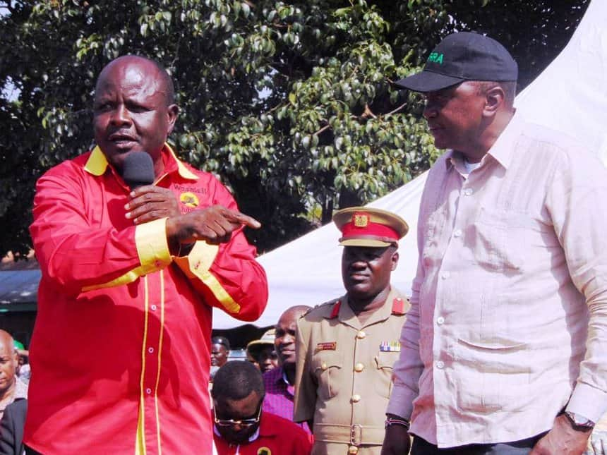 William Ruto's close ally says the deputy president is not Jubilee Party's automatic presidential choice in 2022