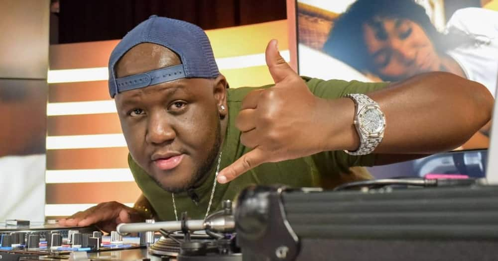 DJ Joe Mfalme calls it quits at Capital FM after 12 years