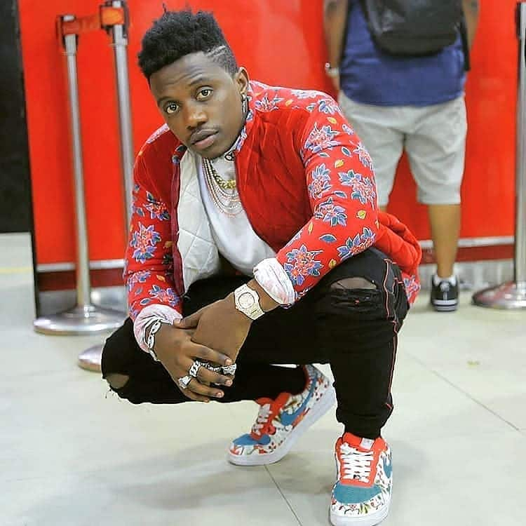 Singer Rayvanny rumoured to have ditched Diamond's Wasafi months after Harmonize