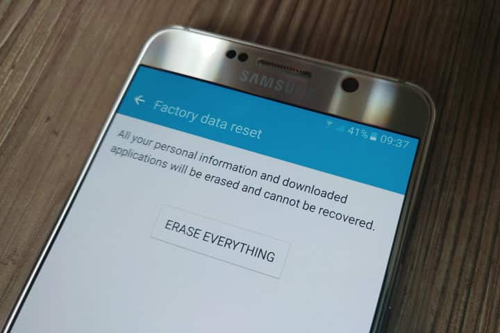 reset phone to factory settings how to reset android phone when locked hard reset