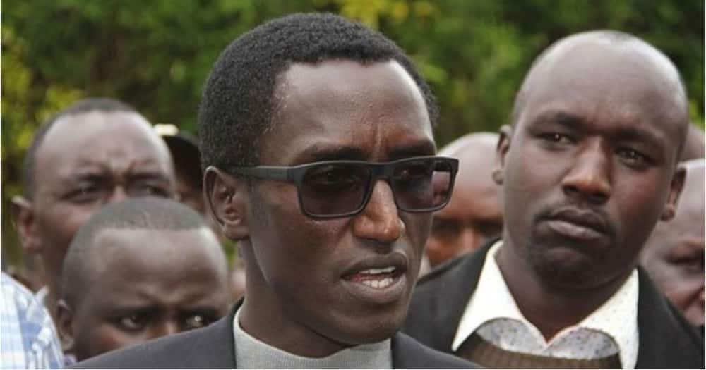 Mfanyabiashara wa Eldoret Buzeki akaangwa kwa kumshambulia DP Ruto