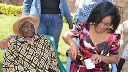 Krisimasi: Hata paka mzee naye hunywa maziwa, Esther Passaris awaonjesha wakongwe pombe