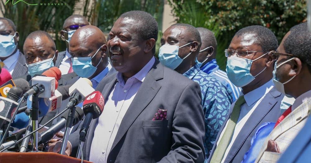 Musalia Mudavadi Accuses Raila Odinga of Political Deceit