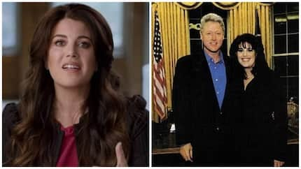 Monica Lewinsky reveals she exposed her underwear to seduce ex-US president Bill Clinton