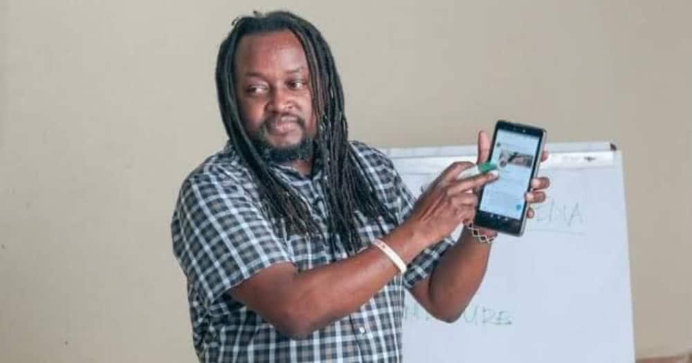 Edwin Kiama: Kenyans Demand Release of Activist Accused of Cyberbullying Uhuru, Ruto