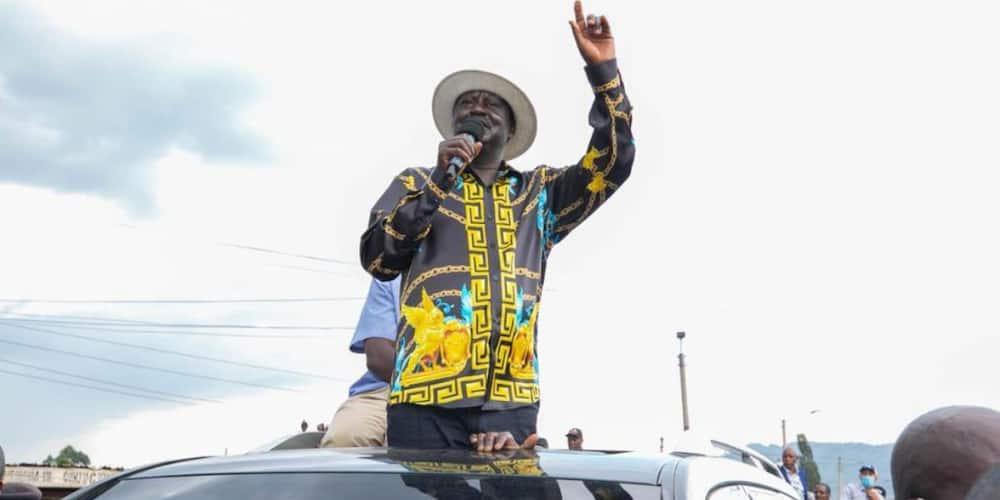 Viongozi wa Jubilee Kutoka Kiambu Wakutana, Waafikiana Kumuunga Raila Mkono