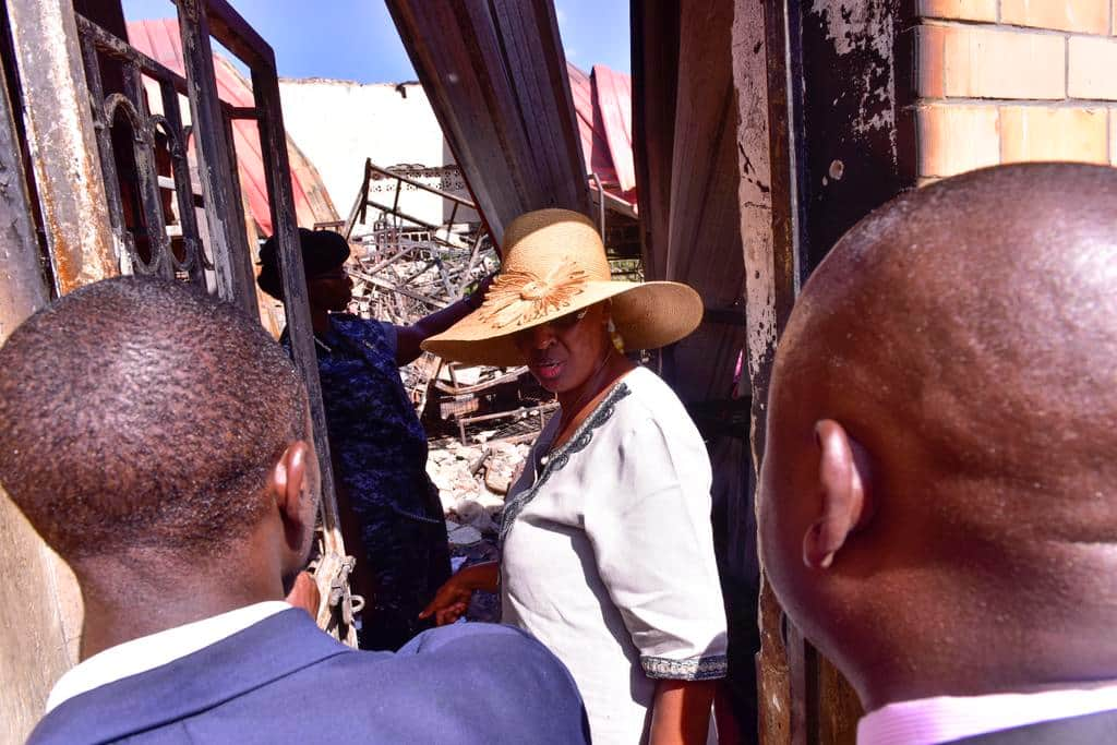 At least 11 boys die in Uganda boarding school fire