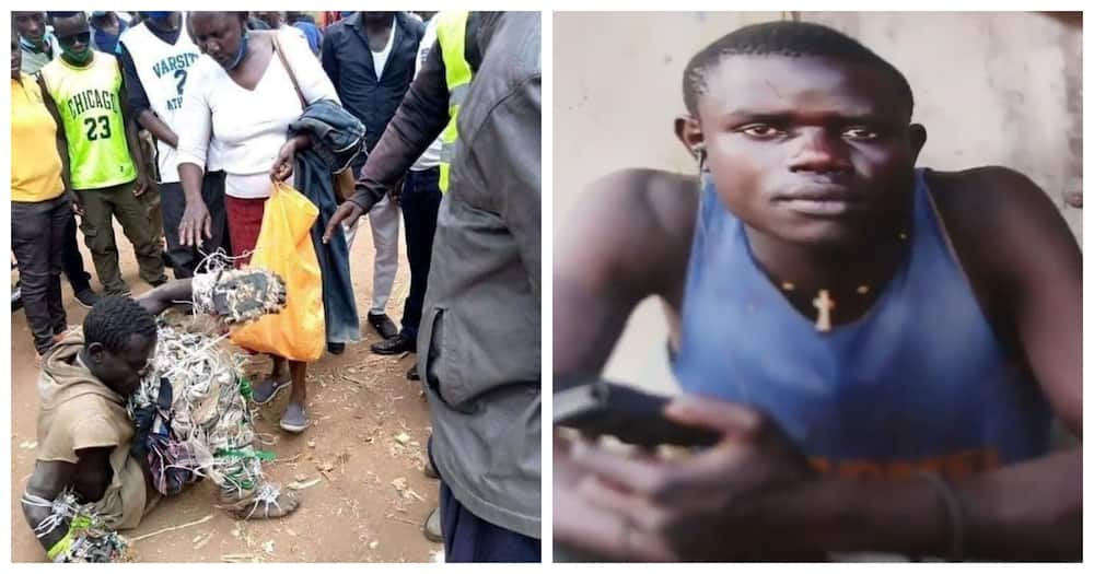 Emotional mum finds son who had gone missing three weeks ago on Nairobi streets