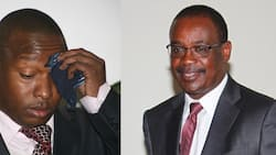 Running Nairobi county isn't easy, ex-governor Kidero says after Sonko handed over reins of power