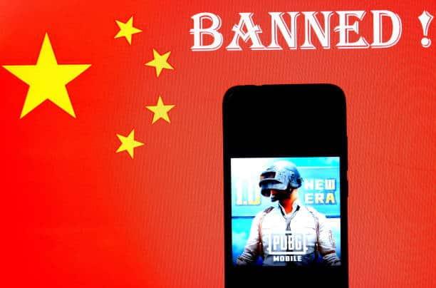 PUBG banned countries