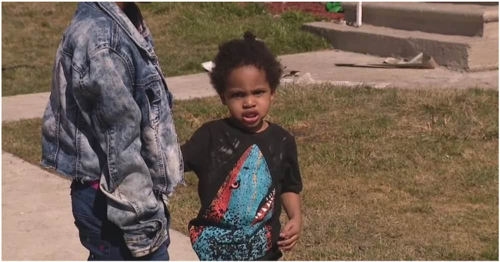 """3-year-old Hailed for Saving Family from House Fire: """"He's My Hero"""""""