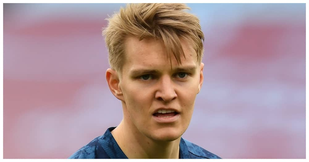 Bellerin or Aubabeyang? Arsenal's Martin Odegaard Names Fastest Player in Squad