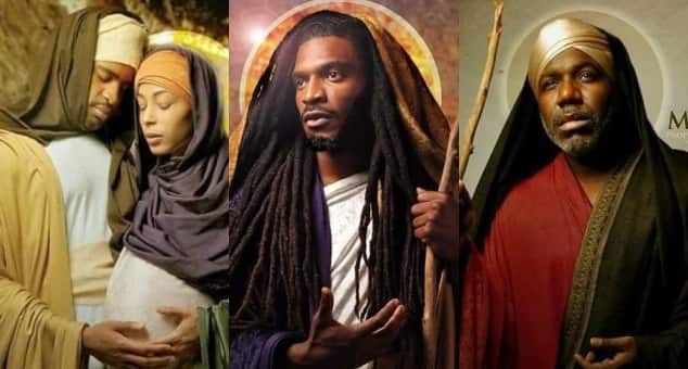 Amazing: Photo depictions of Bible characters if they were black wows internet