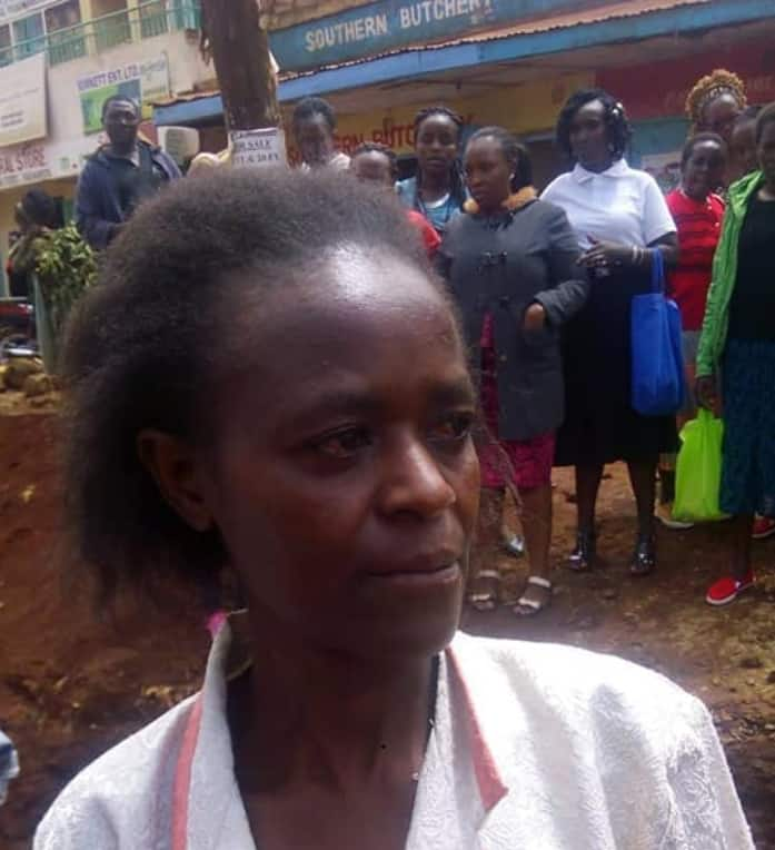 Gatundu residents rescue depressed woman who attempted kill her twins after domestic fight