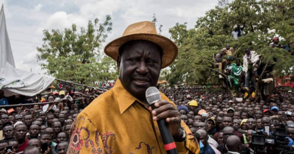 ODM Mulling to Re-open Application for Presidential Ticket to Accommodate Raila
