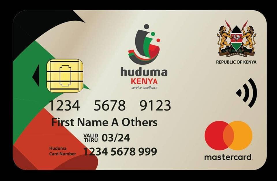 Huduma number registration deadline