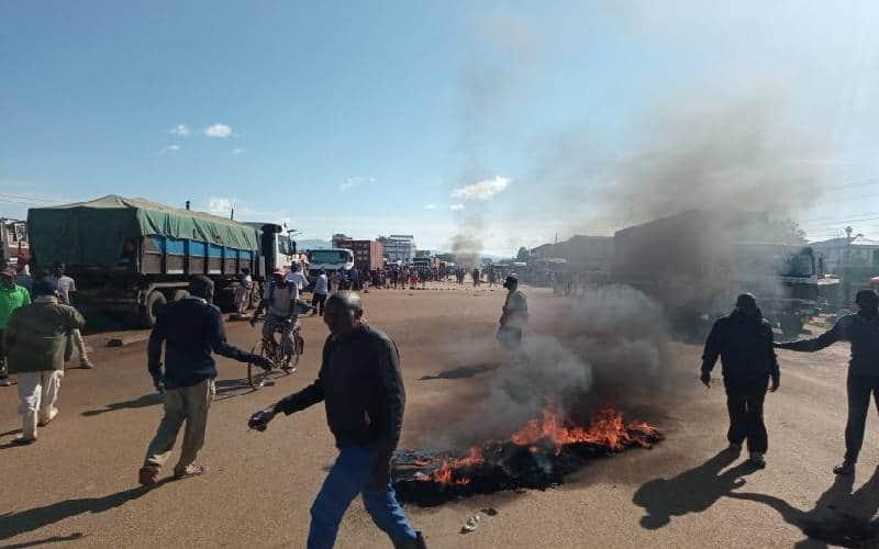Mwanafunzi apigwa risasi na kuuawa na polisi kwa kukosa maski