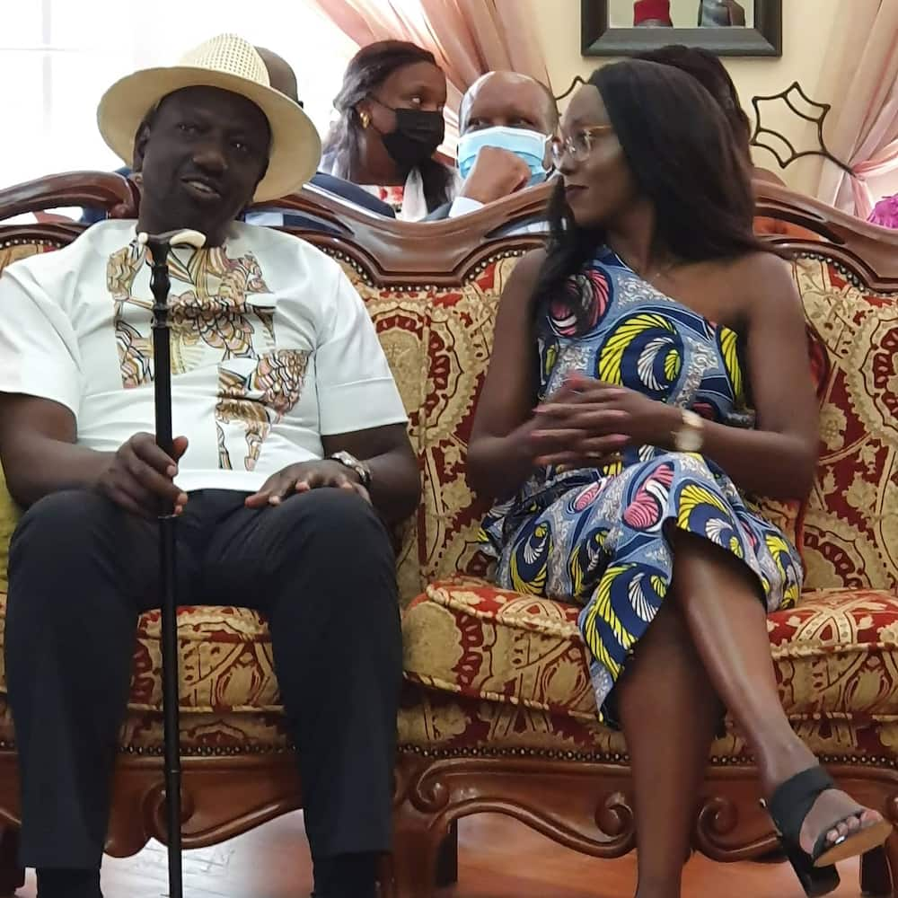 June Ruto: 10 striking photos captured during DP Ruto's daughter's colourful engagement party