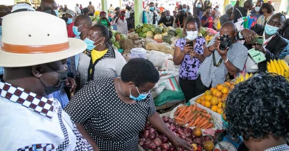 ODM leader Raila Odinga. Photo: Raila Odinga.