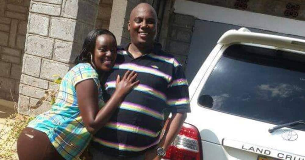 Jonathan Mukundi is accused of taking his and the life of wife Philomena.