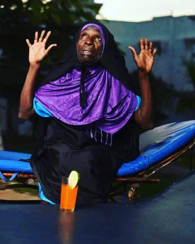 Nyanya Rukia: Comedian Kokoro says he was criticised for wearing buibui, behaving like woman