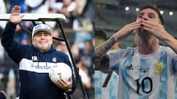Lionel Messi Dedicates Copa America Title to Diego Maradona, COVID-19 Patients