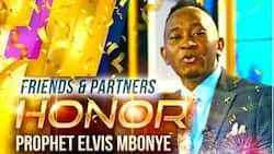 Renowned Prophet Elvis Mbonye Hosts His First Event in Kenya