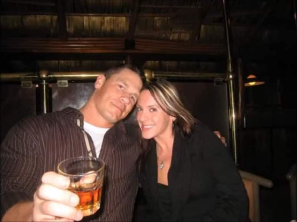 john cena's ex wife